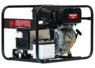 Дизельный генератор EuroPower EP 6000 TDE